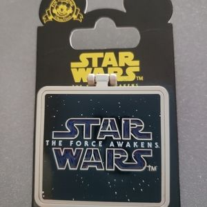 Star Wars The Force Awakens Harrison Ford Pin